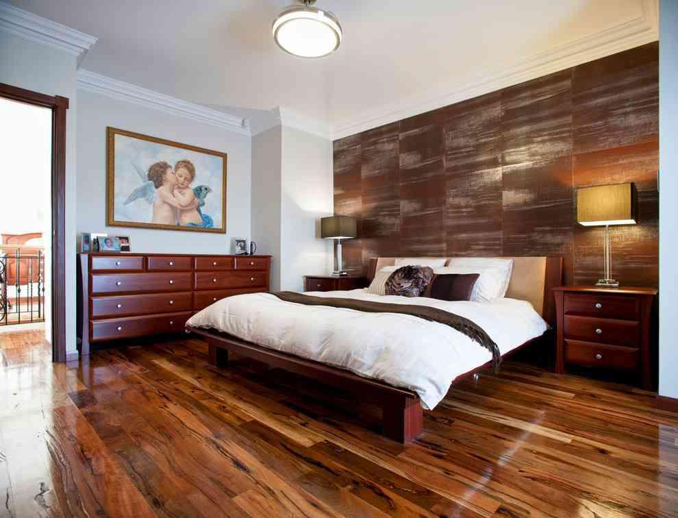 令人惊艳的装饰 而木质墙面或闪闪发光的蓝宝石也是墙面和地板的最新