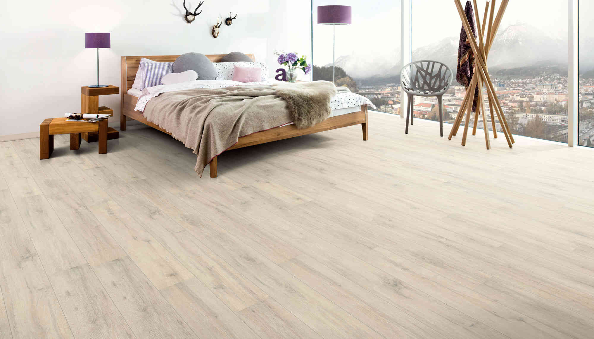 家居地板颜色选择原来有这么多讲究