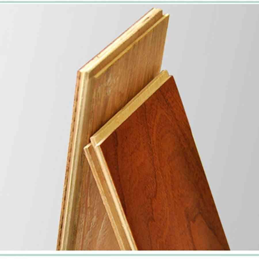 适合地热供暖房安装. 多层实木地板结构分类